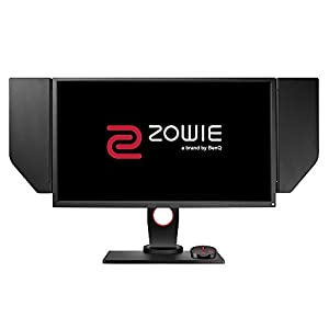 BenQ Zowie XL2546 24.5-inch 240Hz FHD (1080p) Gaming Monitor for Esports, 1ms Response Time, Dynamic Accuracy (DyAC…