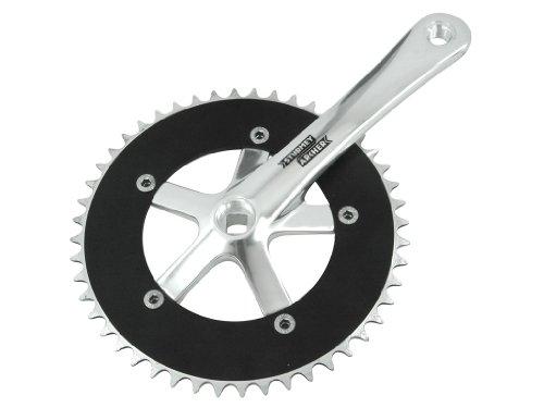 SunRace - Set STURMEY ARCHER per catena della bicicletta 'Track', modello FCT22 (SA), 44 denti