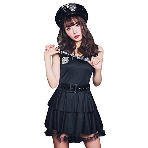 ブライトララ コスチューム ポリス </br></noscript>コスプレ衣装 婦人警官