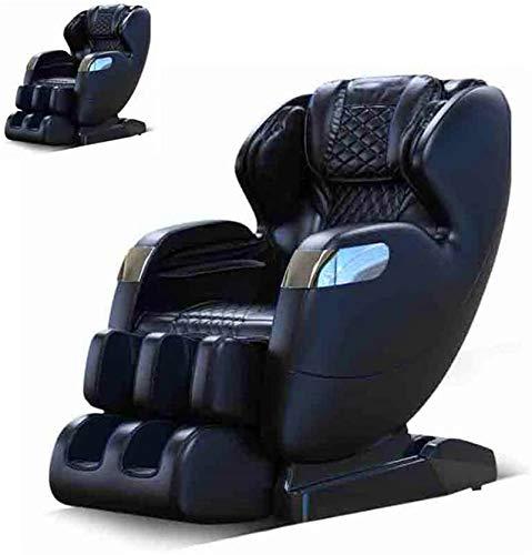Sillas De Masaje Cuerpo Completo Y Reclinable, Shiatsu masaje de la silla eléctrica de múltiples funciones del sofá, la gravedad cero, inteligente reclinable, 3D Surround Sound, Música Bluetooth, todo