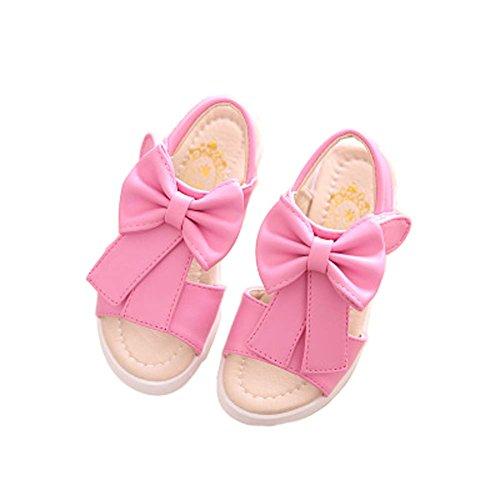 Chaussures Princesse bébé Chaussures creux Sandales d'été New Girls Sandales