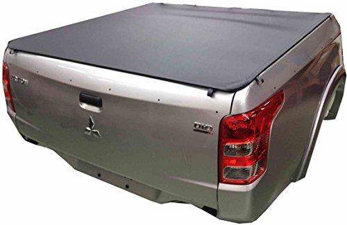 sin Bar de deportes y cabecero de cama de Julio de 2012/A actual r/ígida para Tonneau. Isuzu D-Max doble cabina