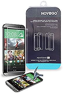Protector de pantalla de vidrio templado para HTC one M9 - NOVAGO®