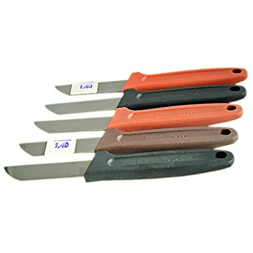 Original DDR Schäl-Messer FORON 10er-Set