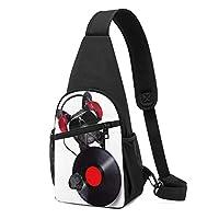 犬 ワンショルダーバッグ クロスボディバックパック ボディバッグ 斜めがけ バッグ おしゃれ 男女兼用 軽量 大容量