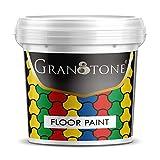 GRANOTONE Floor Paint 10 LTR (Golden Yellow)