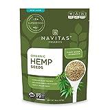 Navitas Organics Hemp Seeds 8oz....