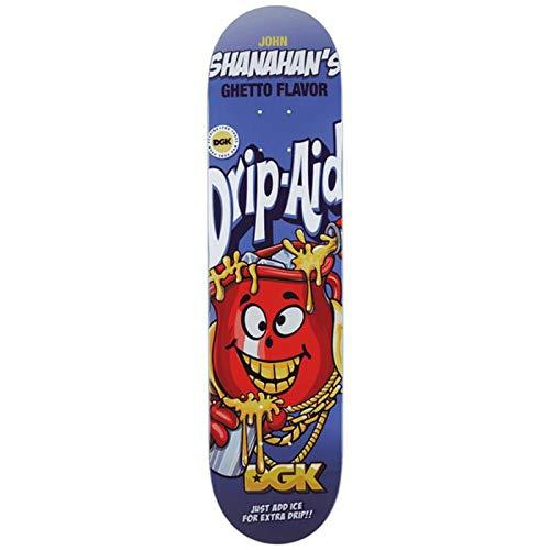 DGK Skateboards Skateboard, Skateboard, Ghetto Goods Shanahan Deck 8.0