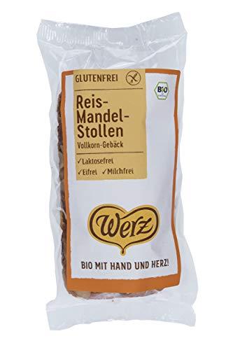 Reis Mandel Stollen glutenfrei