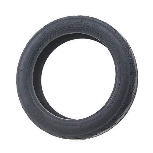 QYTS Neumático De Repuesto para Scooter Eléctrico, 60/70-6,5 Neumáticos De Vacío a Prueba De Explosiones, Antideslizantes Engrosados Y Resistentes Al Desgaste (2 Piezas)