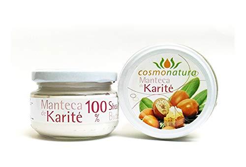 Thermal Teide Manteca Nutritiva Corporal Karité 100% 120 ml