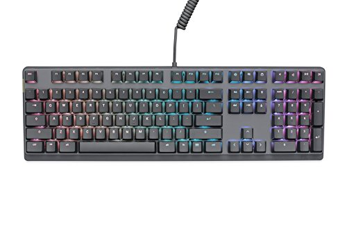 Mionix Wei mechanische beleuchtete Gaming Tastatur