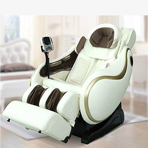 Silla de masaje de lujo módulo espacio hogar sofá silla blanco