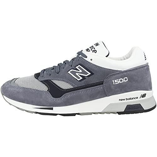 New Balance Zapatillas bajas M 1500 para hombre, color Azul, talla 42 EU
