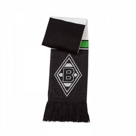 Unbekannt VFL Borussia Mönchengladbach Herren Borussia Mönchengladbach Fohlenelf-Artikel Balkenschal Fußball Fan Schal, Mehrfarbig, 150 x 20 cm