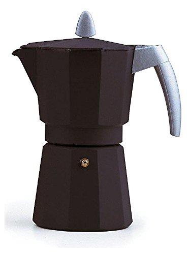 Valira NERA Estufa cafetera de espresso 1 tazas