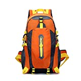 Outdoor Mountaineering Bag Lightweight Large-Capacity Off-Road Riding Hiking Bag Backpack Men And Women