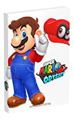 Guide de Jeu Super Mario Odyssey - Edition Collector - Version Française de Prima Games