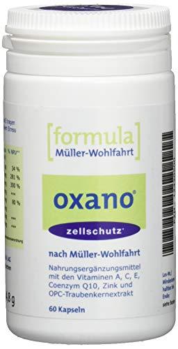 Oxano-zellschutz nach Müller-wohlfahrt Kapseln 60 stk