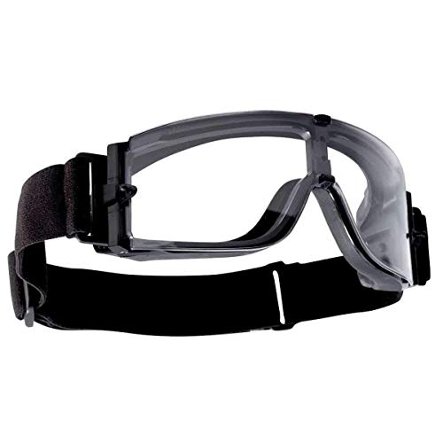 Bolle X800I - Nailon ultraventilado, color negro