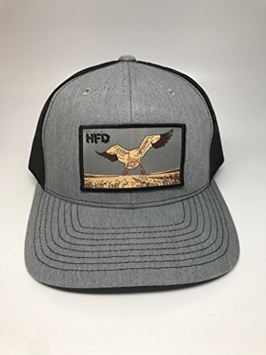 Hunting and Fishing Depot Snow Goose Patch Trucker Hat   HFD