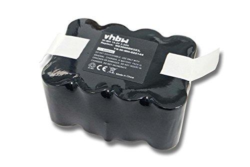 vhbw Batería NiMH 3300mAh (14.4V) para robot aspirador Home