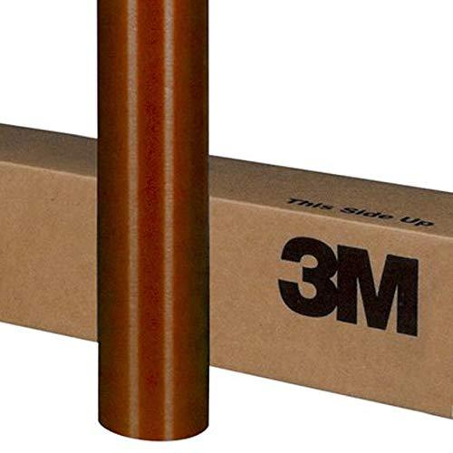 3M 1080 M229 MATTE COPPER METALLIC 5ft x 4ft (20 Sq/ft) Car Wrap Vinyl Film