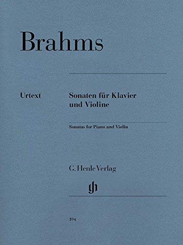 Sonaten. Violine, Klavier