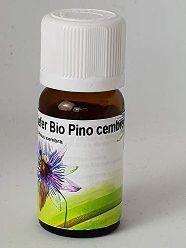 Bio Pino cembro (Cirmolo) di olii essenziali Alto Adige, 100% naturali e biologici 10ml