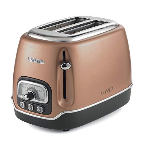 Bialetti 158KU Toaster-158KU Toaster, 815, lackierter Edelstahl, kupfer