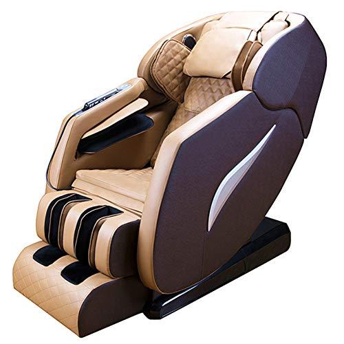 TXYJ Sillón reclinable de Masaje de Gravedad Cero, sillón reclinable de Masaje Superior, Estiramiento de Yoga, Rollos de Mano robóticos