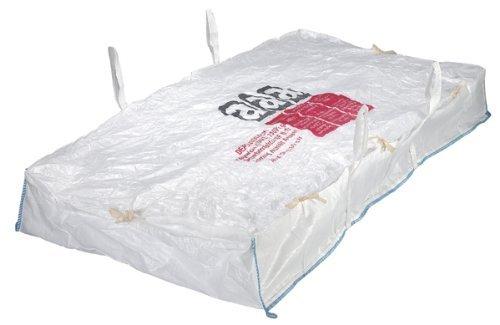 BIG BAG ASBEST 260x125x30 cm 6750 Kg Bruchlast