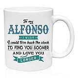 Regalos de San Valentín para él para mi Alfonso Me gustaría...