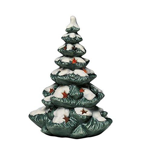 Goebel 66971599 Weihnachtsbaum - Figura Decorativa (gres, 18