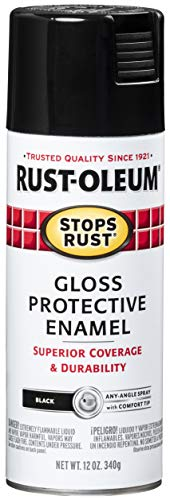 Rust-Oleum 7779830-6PK Stops Rust Spray Paint,...