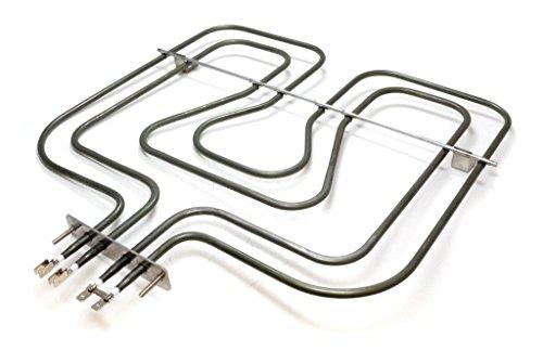 Heizelement Oberhitze/Grill 800 / 1650W passend für Herd Backofen AEG Electrolux Privileg 3570411037