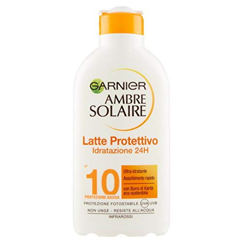 GARNIER Ambre Solaire Fp10 200 Ml. Solarprodukte