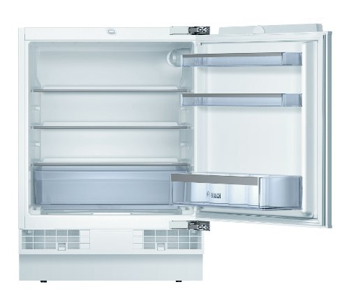 Bosch KUR15A65 Serie 6 Unterbau-Kühlschrank / A++ / 82 cm Nischenhöhe / 92 kWh/Jahr / 137 L / MultiBox / SafetyGlass