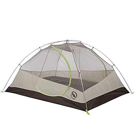 Big Agnes Blacktail 3 with Footprint 3-Season Camping Tent.