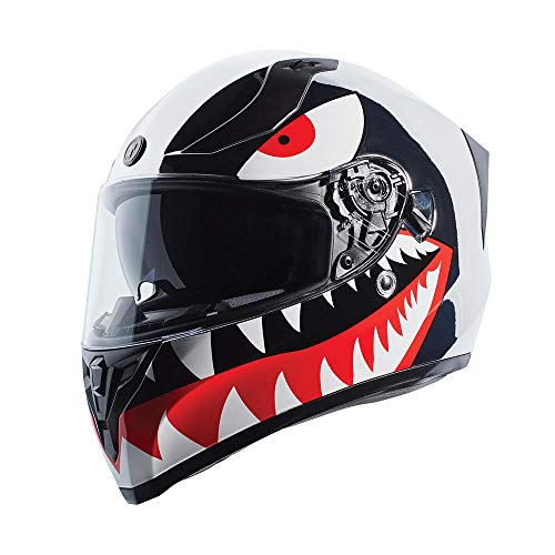 TORC T15 Full Face Motorcycle Helmet with Graphic