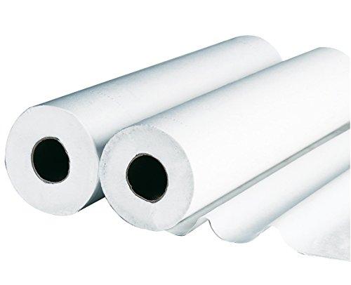 LCH 50 x 38 cm 9 m blanco cortina de examen