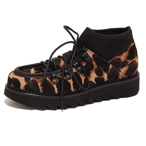 Alberto Guardiani 0841P Scarpa Allacciata SHARKBOOT Scarpa Donna Shoe Woman [38.5]