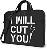 Ich Schneide Sie Laptoptasche Stoßfeste Aktentasche Umhängetaschen Tragetasche Laptop Aktentasche 14 Zoll