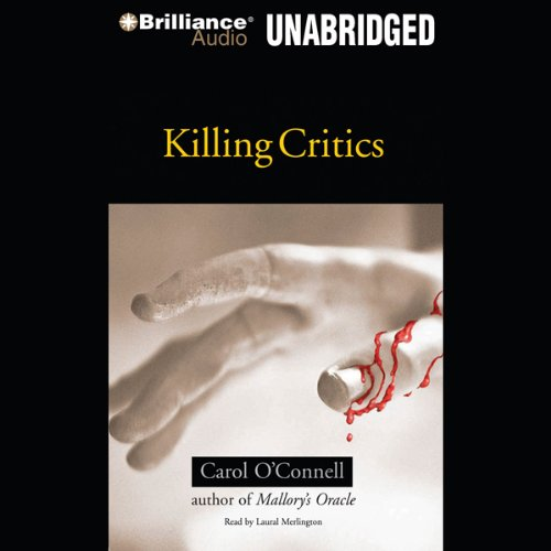 Killing Critics audiobook cover art