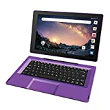 RCA Galileo 11.5' 32 GB Touchscreen Tablet Computer with Keyboard Case...