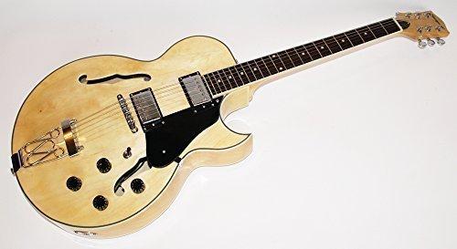 Cherrystone 0754235504931 Jazz E-Gitarre GSH natur