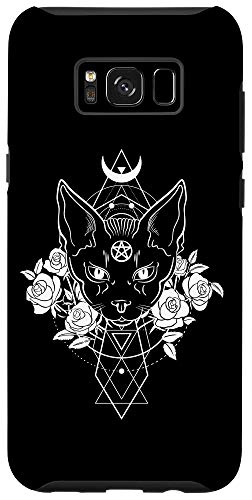 Galaxy S8+ Occult Sacred Geometry Wiccan Pagan...