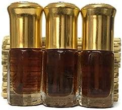 Al Khalis-P Oud Oil Agarwood Arabian Oudh Dehn Perfume Attar Cambodia Fragrance Pure 3x3 ml