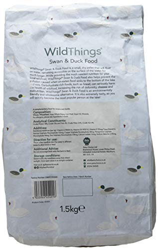 Wild Things Swan and Duck Food