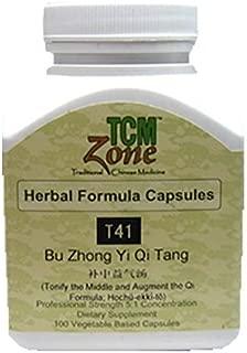 TCMzone Bu Zhong Yi Qi Tang 100 vcaps by TCMzone